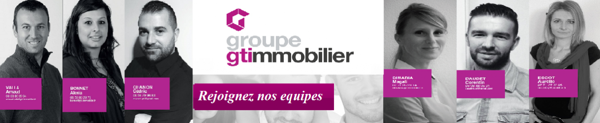 Groupe GTI immobilier Recrute