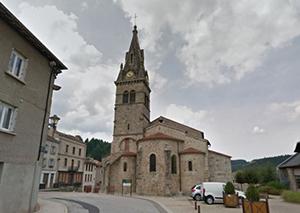 Eglise de Dunières