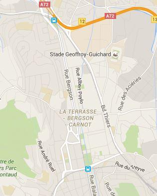 Immobilier Saint-Etienne Bergson