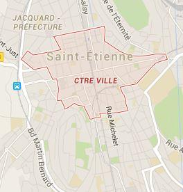 Saint-Etienne-hyper-centre-ville
