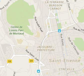 Immobilier Saint-Etienne Jacquard
