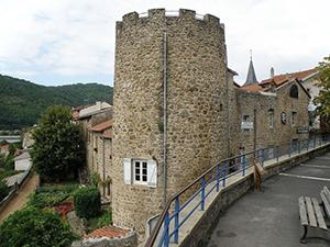 Chateau Aurec sur Loire