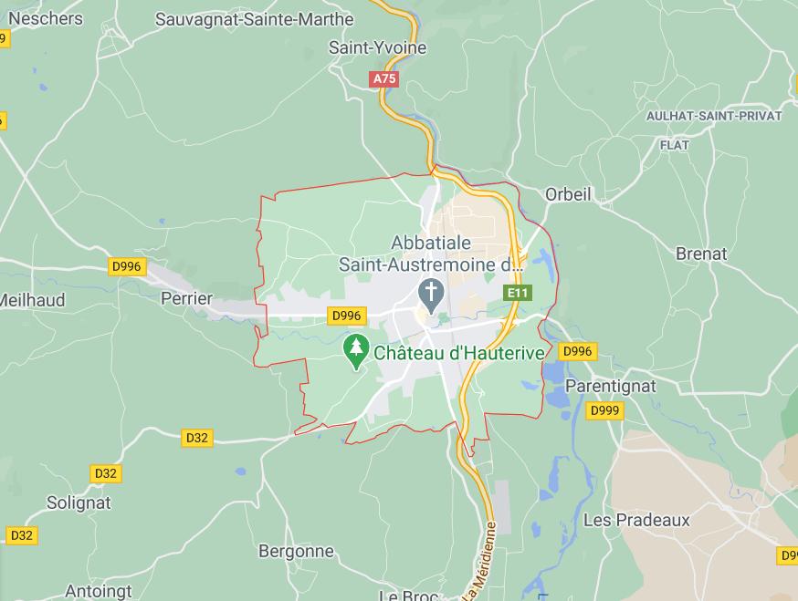 Vivre à Issoire (Puy-de-Dôme)