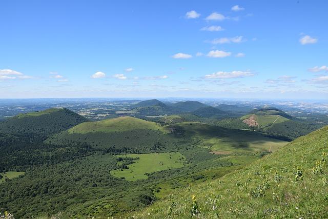 Vivre dans le Puy de Dôme : autour de Clermont-Ferrand